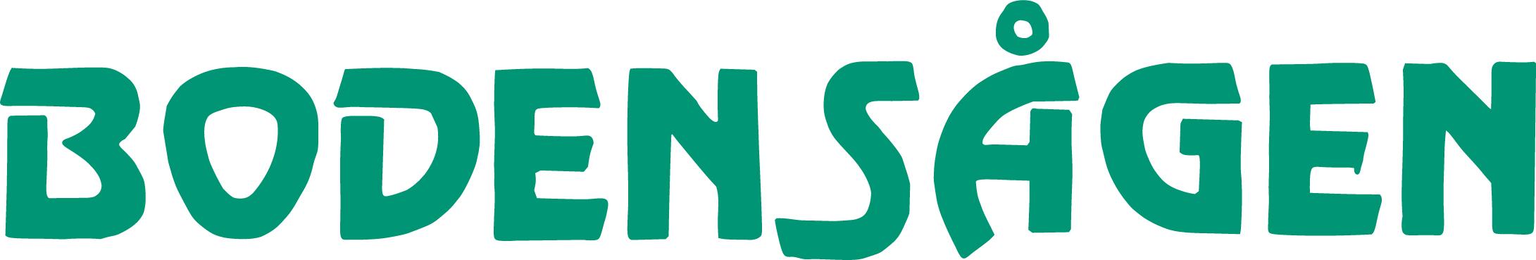 Bodensågen logotyp